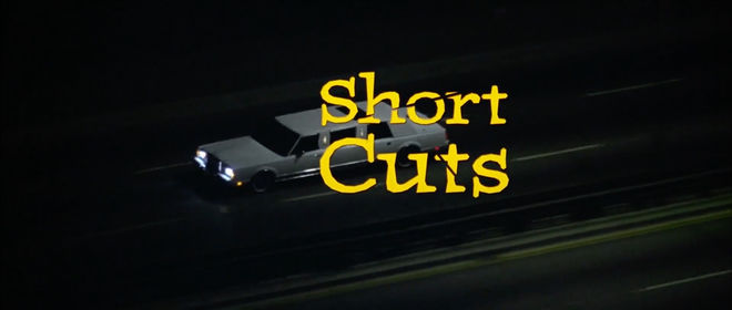 IMAGE: Short Cuts title card