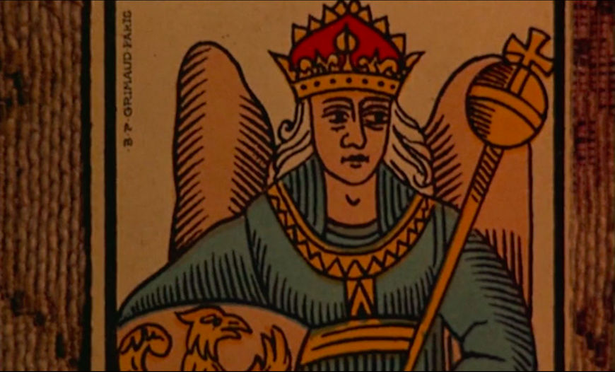 IMAGE: Still - 23 Tarot card with king
