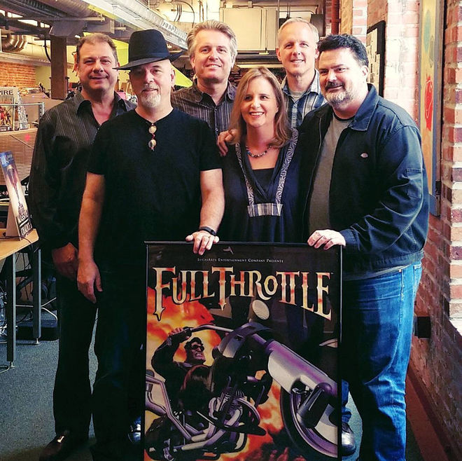 IMAGE: Full Throttle Team 2016