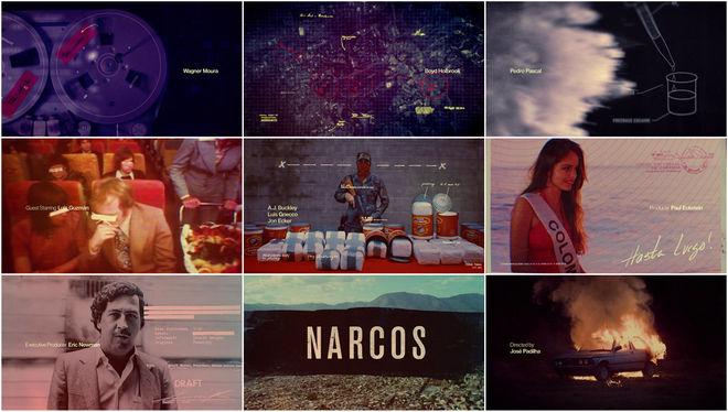 VIDEO: Title Sequence – Narcos