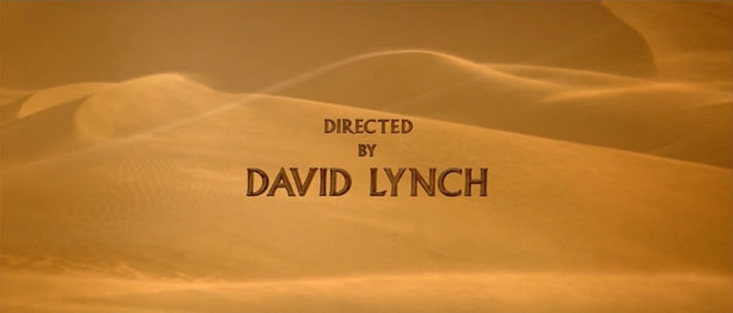 IMAGE: Directed by David Lynch