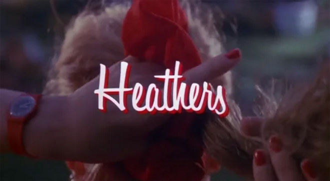 VIDEO: Title Sequence – Heathers
