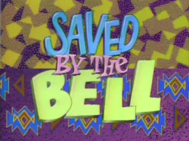 VIDEO: Title Sequence – Saved by the Bell (1989)