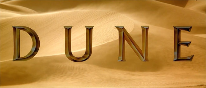 IMAGE: Dune title card