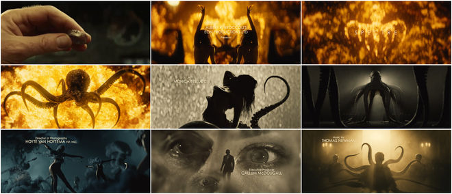 VIDEO: Title Sequence – SPECTRE (2015) Temp
