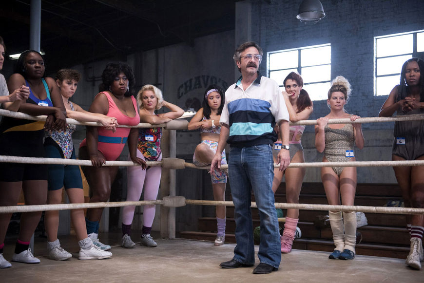 IMAGE: GLOW (2017) Production Still 1