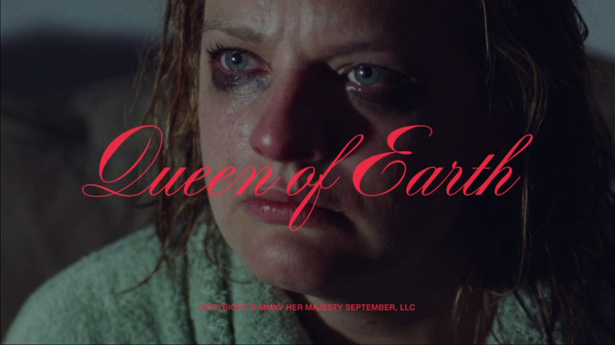 IMAGE: Queen of Earth (2015) Title Card