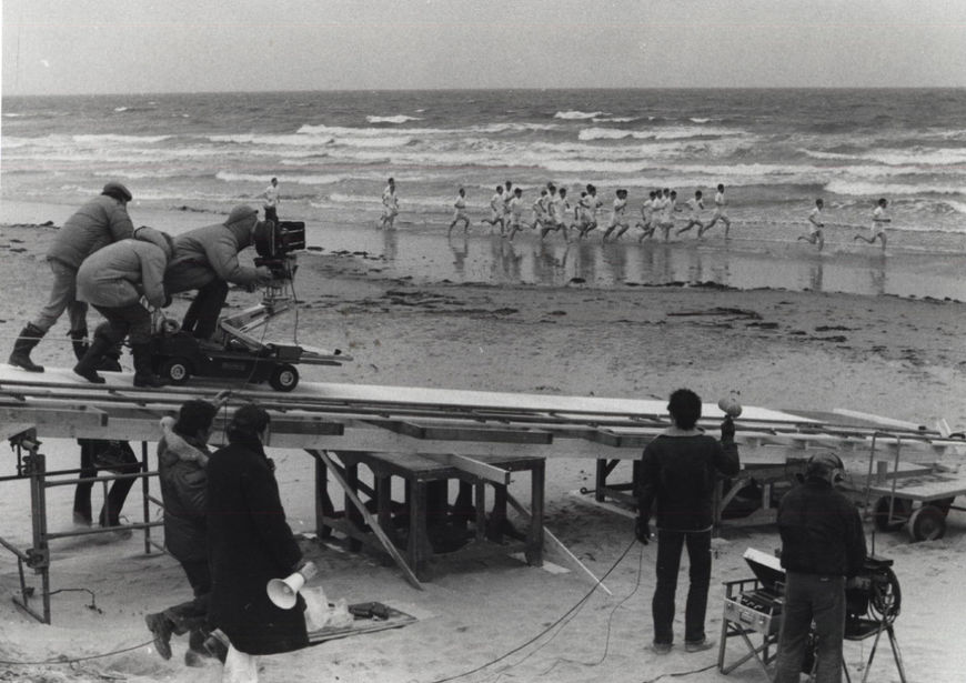 IMAGE: Chariots of Fire Behind the Scenes Photo