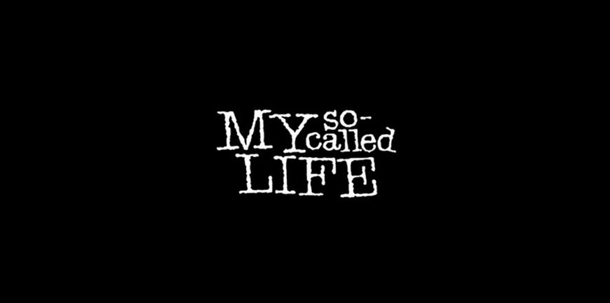 IMAGE: My So-Called Life Logotype