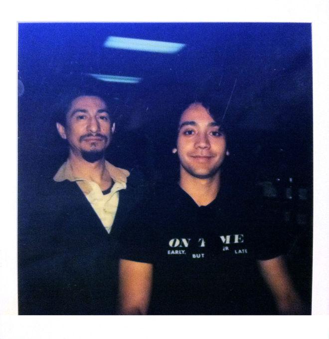 I: Pablo and Allen Ferro, 1981