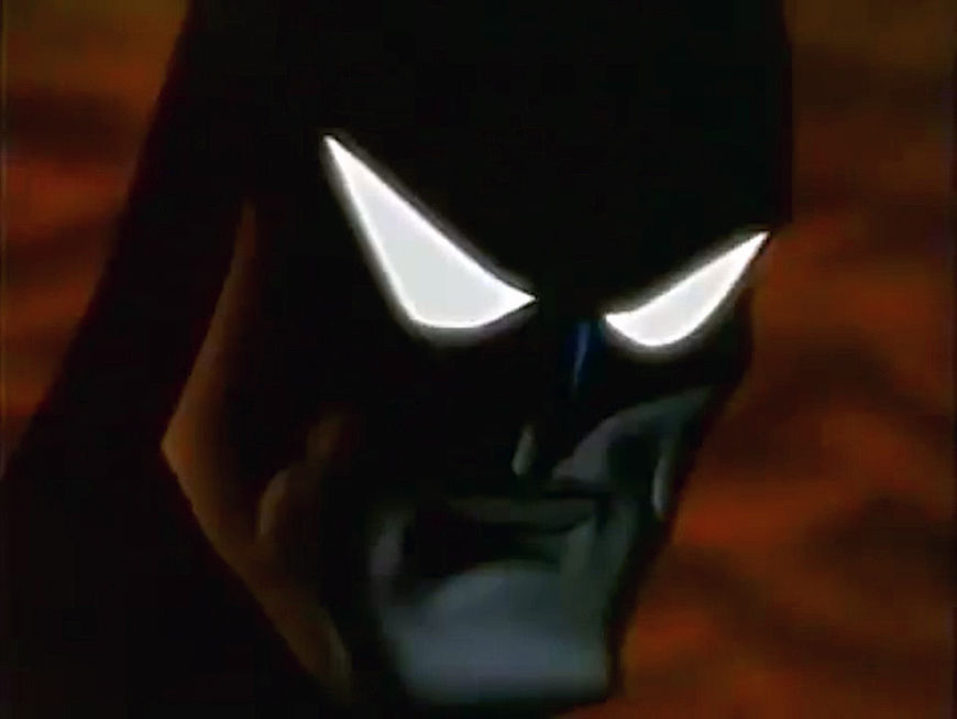 VIDEO: Short – Batman: The Animated Series (1992) Proof-of-Concept