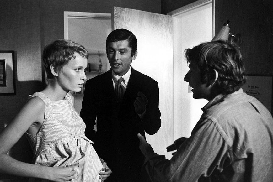 IMAGE: Rosemary's Baby (1968) Behind the Scenes 01