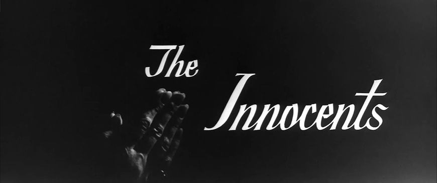 VIDEO: Title Sequence – The Innocents (1961)