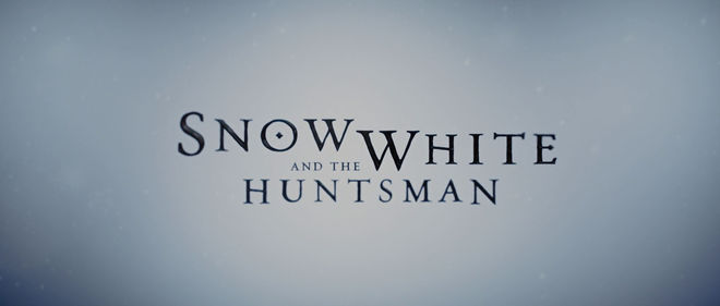 Image: Snow White and the Huntsman (2012) main title card