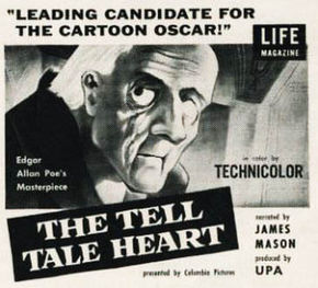 IMAGE: The Tell-Tale Heart advertisement