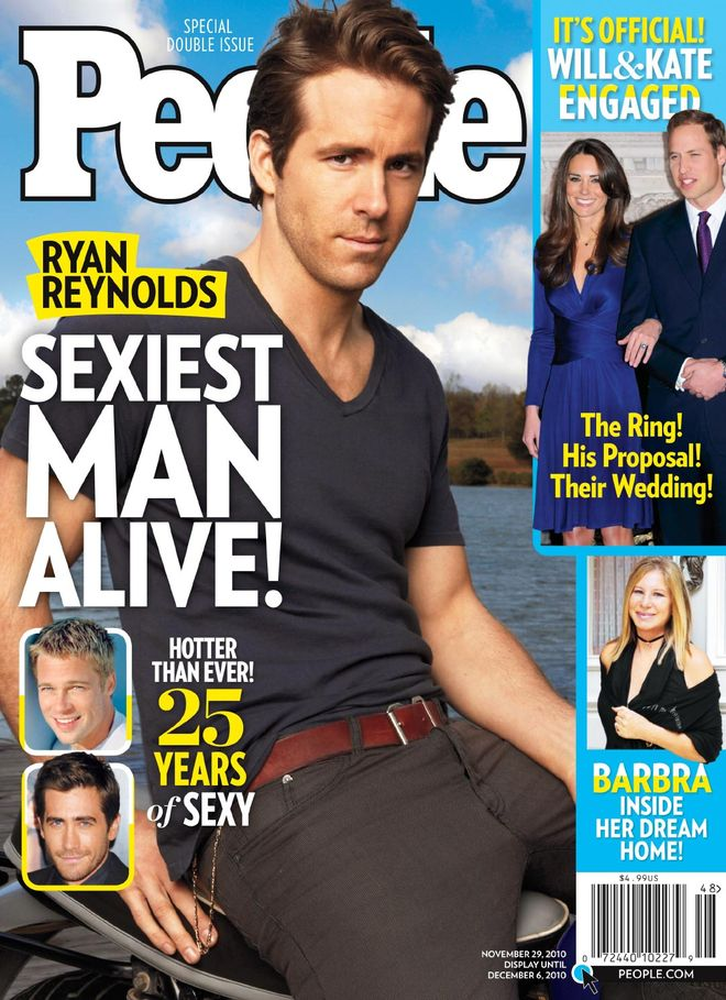 IMAGE: Ryan Reynolds People Cover