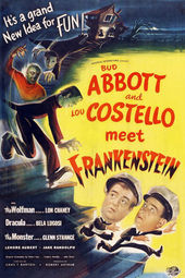 Bud Abbott and Lou Costello Meet Frankenstein