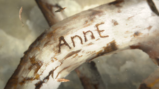 IMAGE: Anne title card