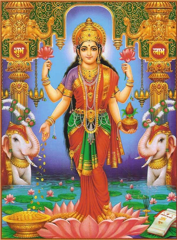 IMAGE: Goddess –Lakshmi