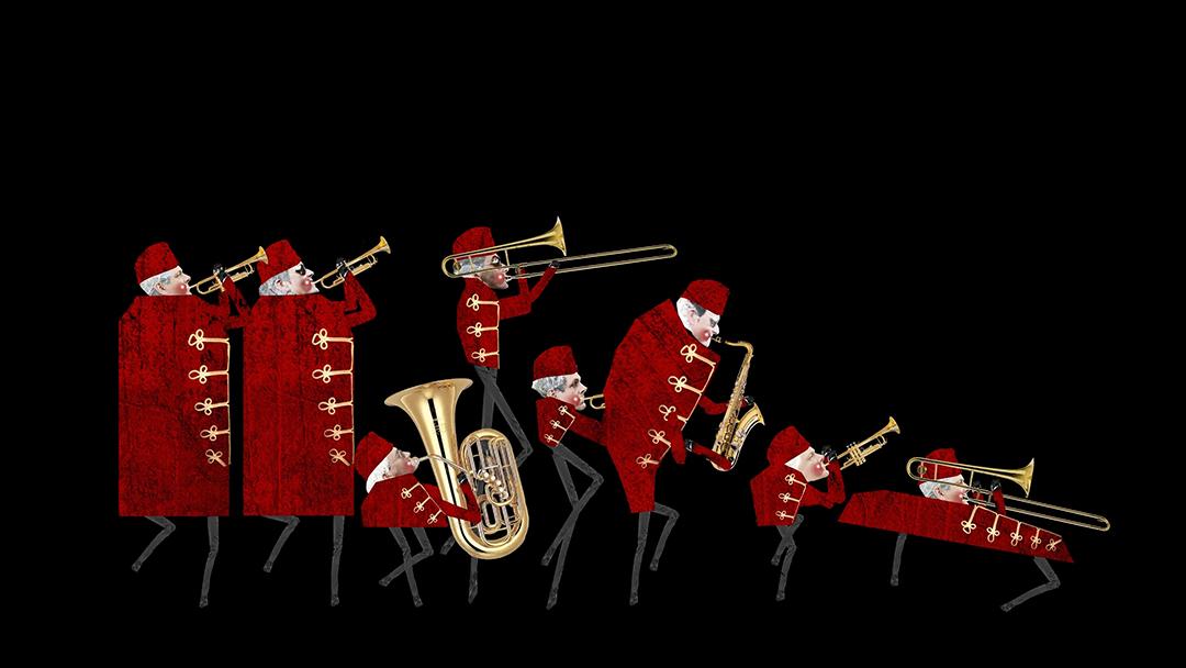 IMAGE: BTS - Musicians render