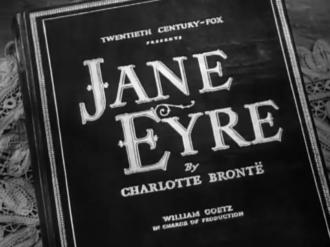 VIDEO: Jane Eyre (1943) Main Titles