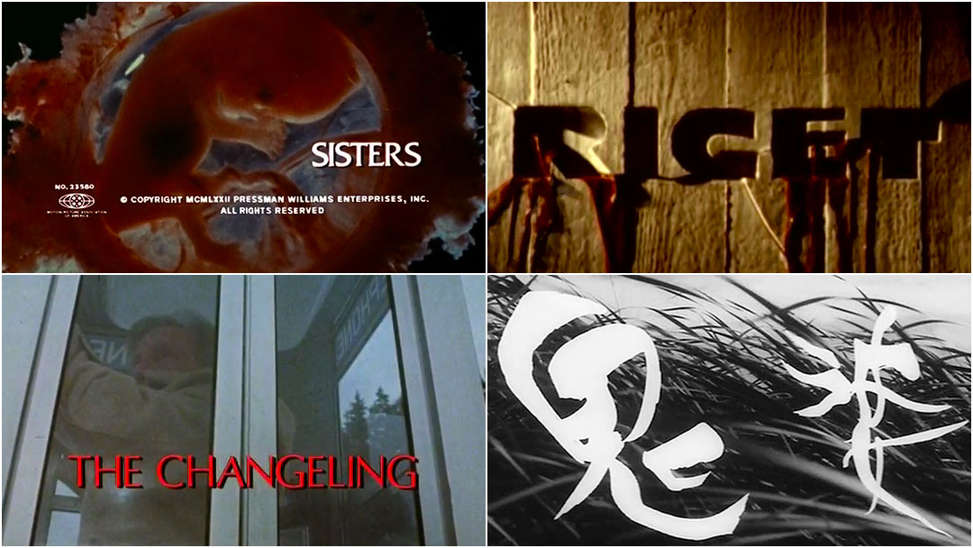 Tension in Title Sequences