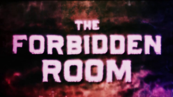 The Forbidden Room (2015) — Art of the Title
