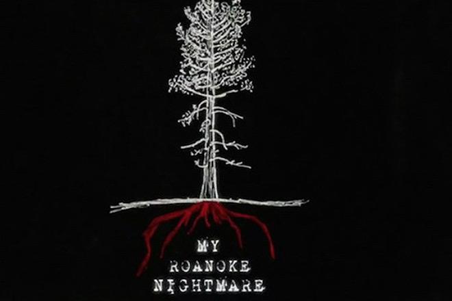 IMAGE: My Roanoke Nightmare Title Card