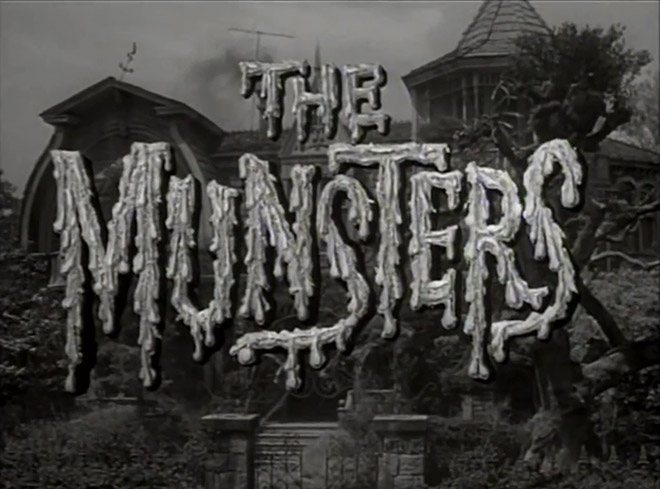 VIDEO: The Munsters Title Sequence