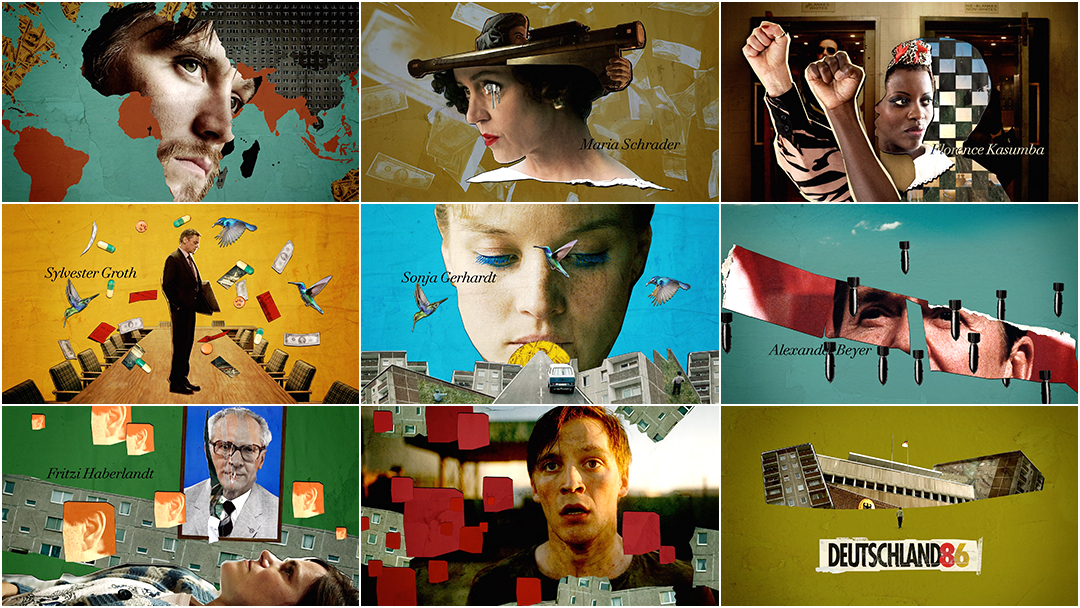 VIDEO: Title Sequence – Deutschland 86
