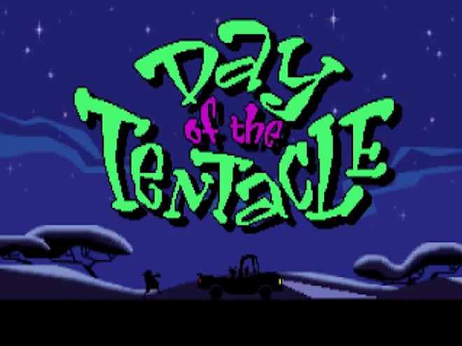 VIDEO: Title Sequence – Day of the Tentacle (1993)