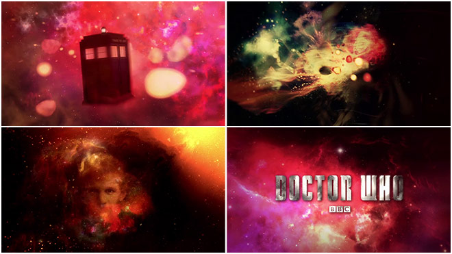 Doctor Who: 50 Years of Main Title Design — Art of the Title