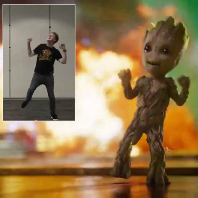 VIDEO: Guardians of the Galaxy Vol. 2 (2017) James Gunn BTS