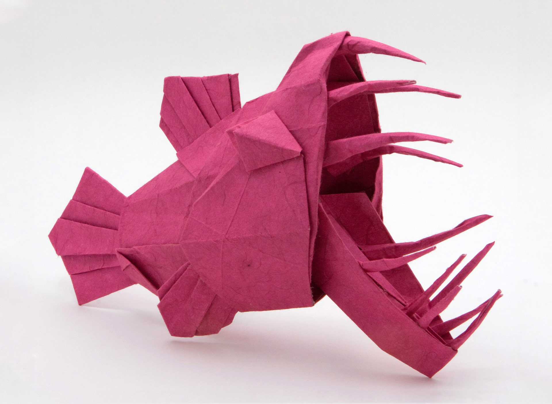 Bunraku 2010 Art Of The Title Origami Dinosaurs A List Online Origamidinosaur Diagrams View Full Size